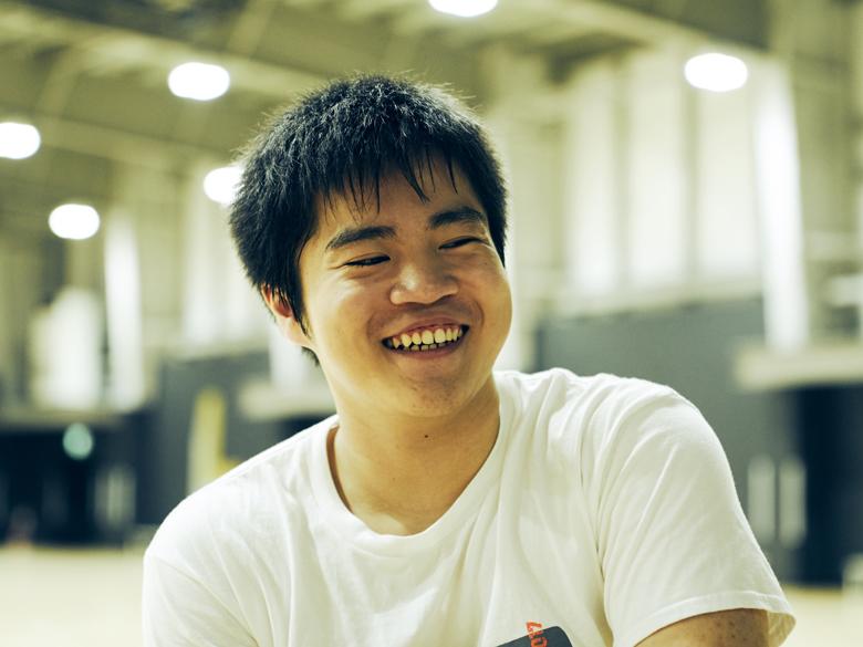 """車いすラグビー橋本勝也、""""次世代エース""""が語る僕の競技人生に欠かせない人物"""