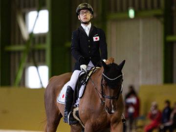 馬術「CPEDI3★Gotemba 2019 Autumn」、東京パラリンピック出場有力選手の明と暗