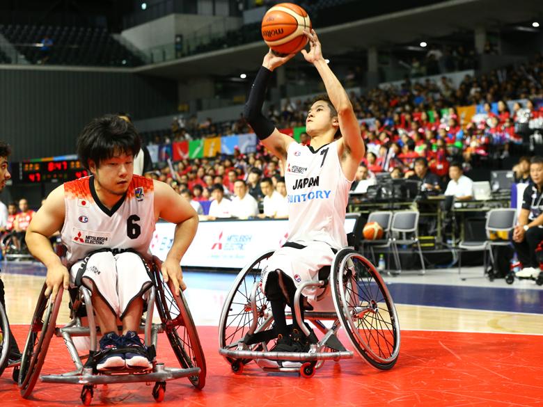 【車いすバスケットボール】第16回北九州チャンピオンズカップ国際車いすバスケットボール大会