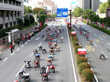 【陸上競技】第39回大分国際車いすマラソン