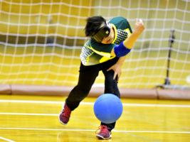 【ゴールボール】マネードクター2019日本ゴールボール選手権大会