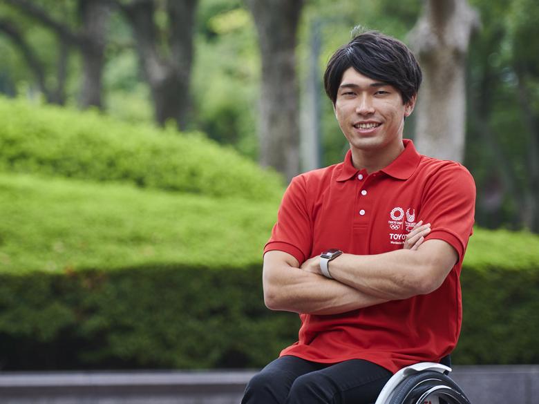 東京パラリンピックでは二刀流で強豪と渡り合う! 車いすランナー 鈴木朋樹
