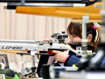ミリ単位の攻防戦! 射撃の全日本選手権に国内トップ選手が集結