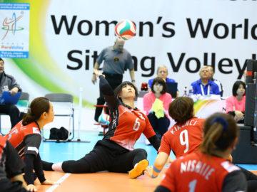 シッティングバレーボール女子日本代表、価値ある3位!~NOMURA WOMEN'S WORLD SUPER6 2019~