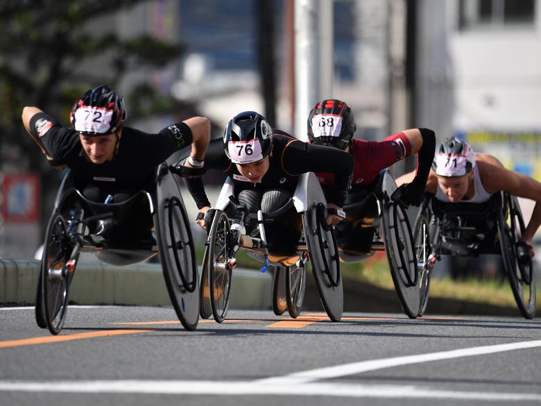 新記録、復活、挑戦、リベンジ……第39回大分国際車いすマラソンのドラマ