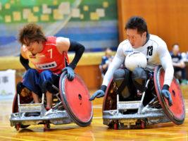 【車いすラグビー】三井不動産 第21回日本選手権大会