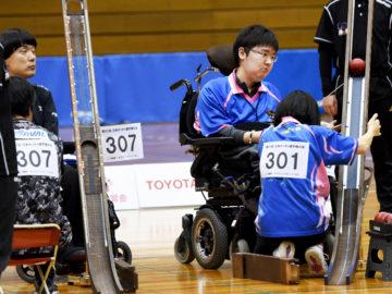 【ボッチャ】TOYOTA presents 第21回日本ボッチャ選手権大会