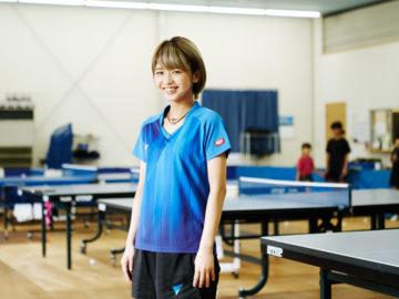 古川佳奈美・東京2020パラリンピックに最も近い知的障がい者卓球日本代表に直撃!