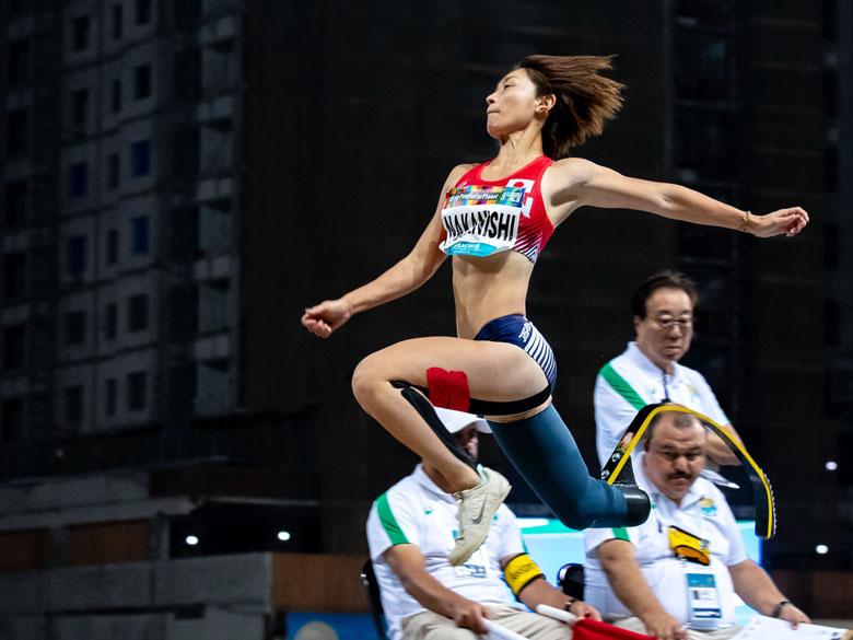 パラリンピック出場切符をかけた戦い、世界パラ陸上選手権~東京へ羽ばたくジャンパー編~