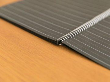 記憶力が高まる!? 「真っ黒なノート」の秘密とは?