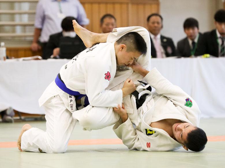 レジェンド藤本vs新エース瀬戸、しのぎ合いの結末は? 全日本視覚障害者柔道大会