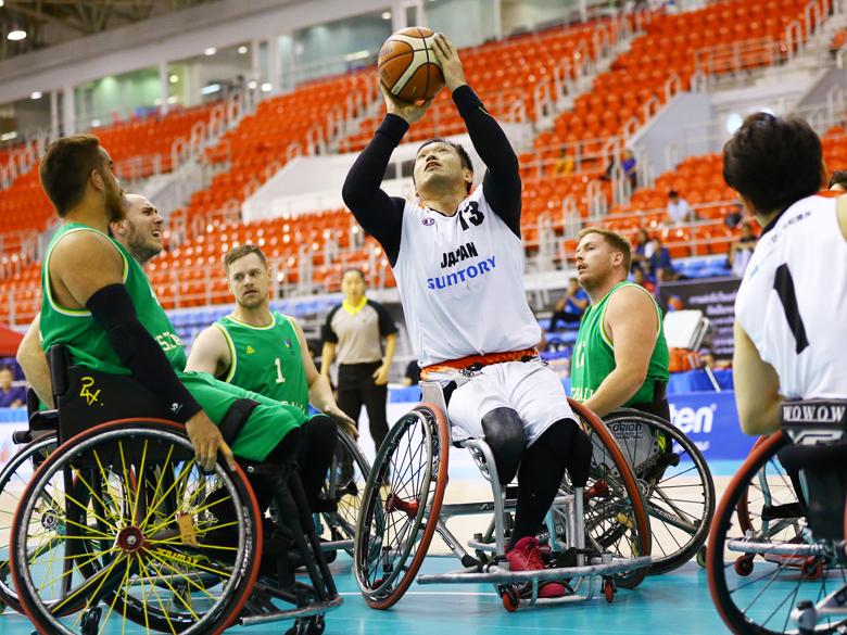 車いすバスケットボール、激化するアジアの頂点争いで正念場を迎えた男女日本代表