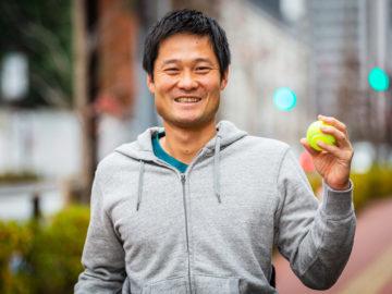 車いすテニスのレジェンド・国枝慎吾、進化の先にある東京2020パラリンピックの金メダル