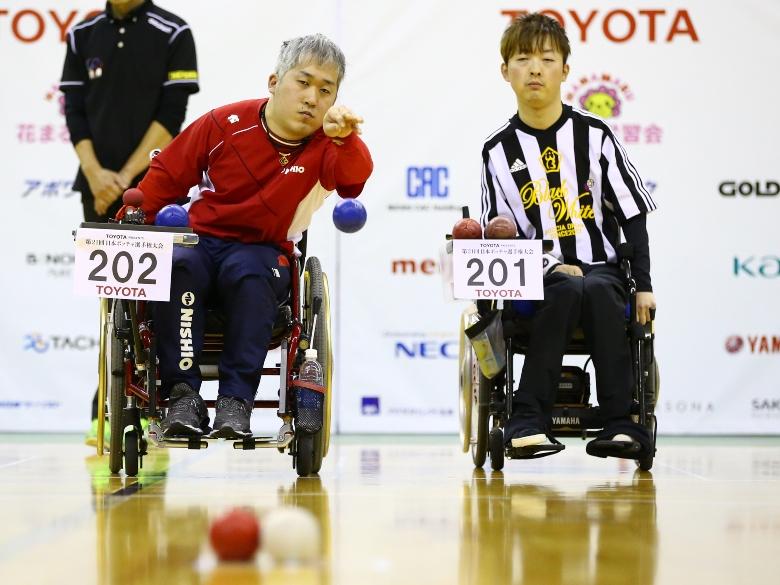 ボッチャ国内トップ選手をストロングポイントと共に一挙紹介! 日本選手権ファイナリストたち