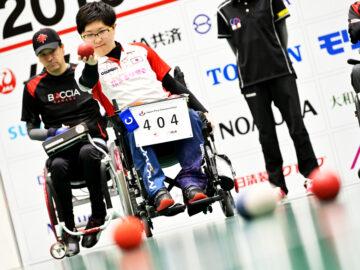 【ボッチャ】天皇陛下御即位記念2020ジャパンパラボッチャ競技大会