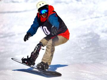 ※中止※【スノーボード】第6回全国障がい者スノーボード選手権大会&サポーターズカップ大会