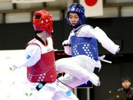 すべてをかけた特別な舞台、東京パラリンピック・テコンドー日本代表選考会