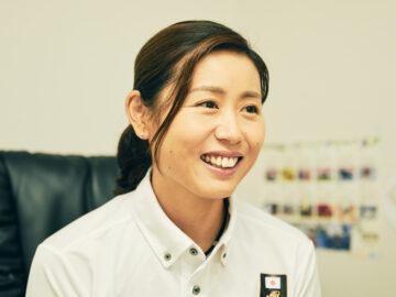 トライアスロンの秦由加子~笑顔の鉄人が語る、私の競技人生に欠かせない人たち