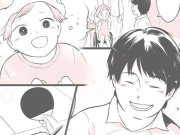 【漫画】パラスポーツの伝道師・根木慎志と少年の再会ストーリー