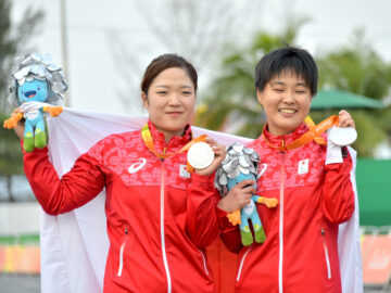 健常者がパラリンピック日本代表に!? メダルも授与される競技アシスタントに注目