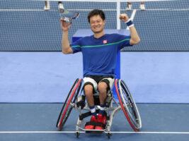 国枝&上地を輩出! 日本の車いすテニス、強さの源泉とは?