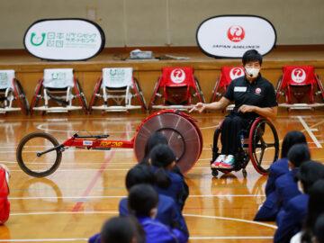 """教育から日本の社会を変える! 1000校訪問を達成した""""パラスポーツ体験型出前授業""""の可能性"""