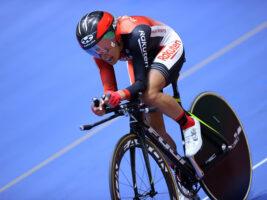 自転車・メダル候補たちも再開に喜び、全日本トラック有観客で開催