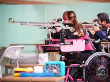 久々の実戦での成長をW杯への足がかりに。第33回全日本障害者ライフル射撃競技選手権大会