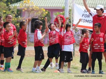 タイの子どもたちの差別・偏見を払拭! 場外から世界を変える浦和レッズのSDGs