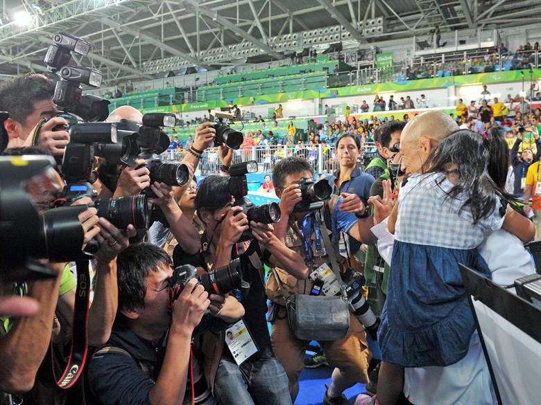 """プロカメラマンが厳選。パラリンピックの魅力が詰まった""""この一枚"""""""