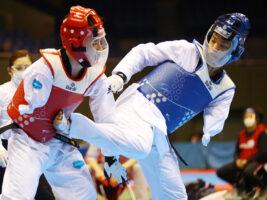 全日本テコンドー・東京パラリンピック内定の工藤俊介が自力の差を見せて優勝