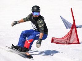【Road to Beijing 2022】全国障がい者スノーボード選手権&サポーターズカップ・激戦の下腿障害クラスで市川貴仁が4連覇!