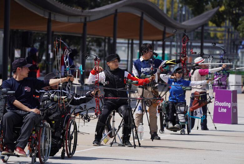 アーチェリー・4選手が新たに代表内定! 東京パラリンピック開催国枠を争う選考会レポート