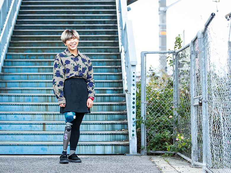 「やりたいことは全部やりたい」パラ陸上・走り幅跳び前川楓が東京内定を掴むまで