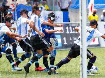 初の大舞台まであと2ヵ月。ブラインドサッカーWGP2021準優勝がもたらした日本代表の自信と課題