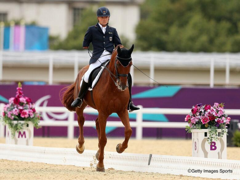 数ある競技の中でも優雅さはピカイチ! 人馬一体の美しいパフォーマンス「パラ馬術」から目が離せない