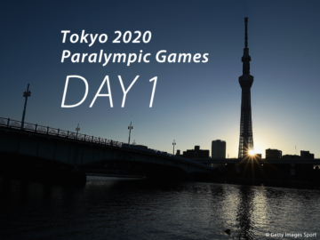東京2020パラリンピック競技大会日程<競技1日目の見どころ>