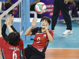 菊池 智子 選手