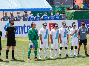 【東京パラPREVIEW】予選から激戦必至! 初出場の5人制サッカー日本代表はメダル獲得を目指す‼