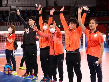 パラリンピック初出場のゴールボール男子日本代表、大きな成長の証である勝利を掴む!
