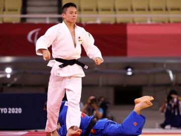 柔道・瀬戸勇次郎、銅獲得で男子66kg級のレジェンドからバトンつないだ!