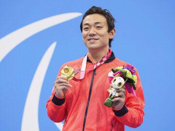 「世界記録で金メダル」有言実行の水泳・山口尚秀が見せた心の成長