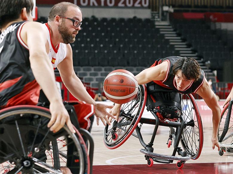 車いすバスケットボール男子日本代表、グループ2位突破を支えた鳥海連志の献身