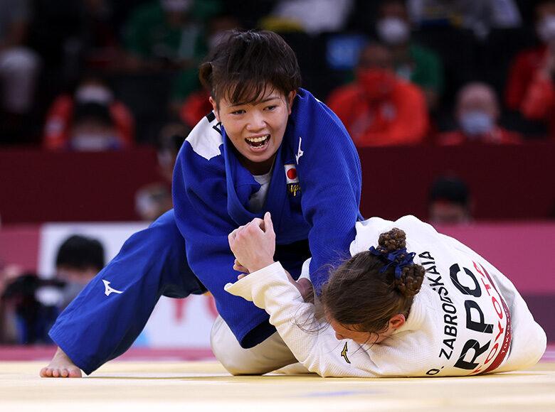 がっつり昼寝で銅メダル! 体格差はね返し柔道・小川和紗が70kg級初の快挙