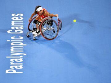 トップスピンが違う! 車いすテニス女子・上地結衣が因縁のライバル下して初の決勝へ