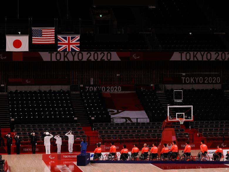 「バスケやっててよかった……」車いすバスケットボール男子日本代表、アメリカと互角に戦い堂々の銀メダル