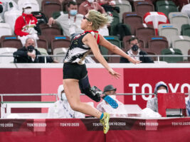 「楽しい」感覚が原動力! 走り幅跳び・前川楓の東京パラリンピック