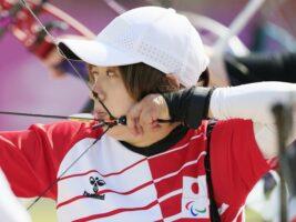 「メダルは逃したが、悔いはない」アーチェリー・岡崎愛子、東京パラリンピックでの戦いを振り返る