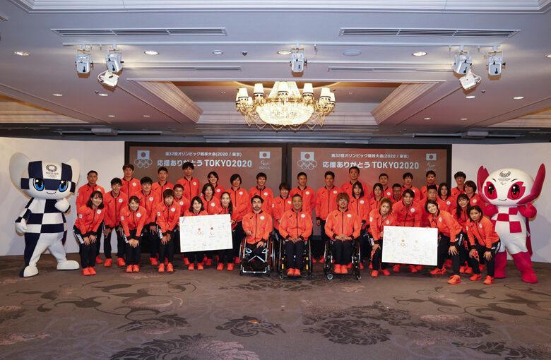 東京2020大会を盛り上げたTEAM JAPANがファンと交流。オリパラ合同イベントの意義とは?