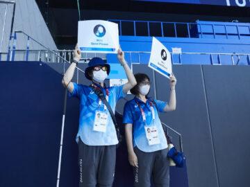 障がいがあってもボランティアはできる!東京オリパラ「誰もが参加できた大会ボランティア」秘話